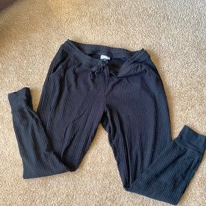 Black sweat/PJ pants - comfy!!